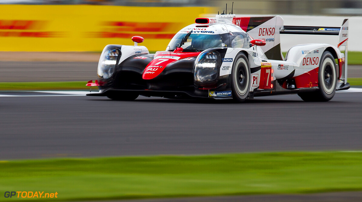 ML166810.jpg Practice 2 - #7 TOYOTA GAZOO RACING / JPN / Toyota TS050 - Hybrid - Hybrid - FIA WEC 6 Hours of Silverstone  - Silverstone Circuit - Towcester - United Kingdom  Practice 2 - #7 TOYOTA GAZOO RACING / JPN / Toyota TS050 - Hybrid - Hybrid - FIA WEC 6 Hours of Silverstone  - Silverstone Circuit - Towcester - United Kingdom  Marcel Langer Towcester United Kingdom  Adrenal Media WEC 6 Hours of Silverstone - Silverstone Circuit - Towcester Northamptonshire - UK