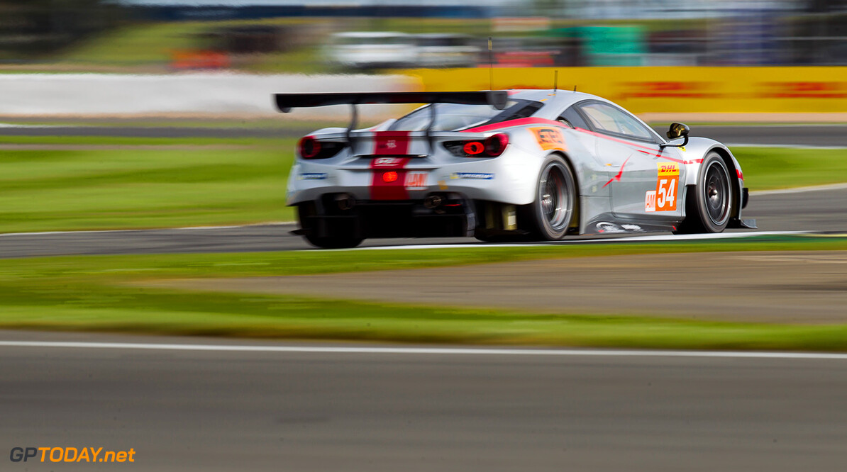 ML167578.jpg #54 SPIRIT OF RACE / CHE / Ferrari 488 GTE - FIA WEC 6 Hours of Silverstone  - Silverstone Circuit - Towcester - United Kingdom  #54 SPIRIT OF RACE / CHE / Ferrari 488 GTE - FIA WEC 6 Hours of Silverstone  - Silverstone Circuit - Towcester - United Kingdom  Marcel Langer Towcester United Kingdom  Adrenal Media WEC 6 Hours of Silverstone - Silverstone Circuit - Towcester Northamptonshire - UK