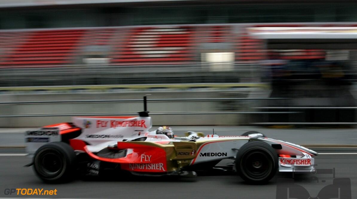 """Adrian Sutil: """"Ik zou ook snel zijn in een McLaren"""""""