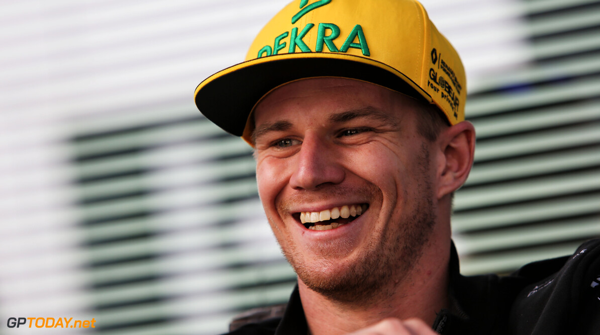 "Hulkenberg anticipating ""special"" Monaco"