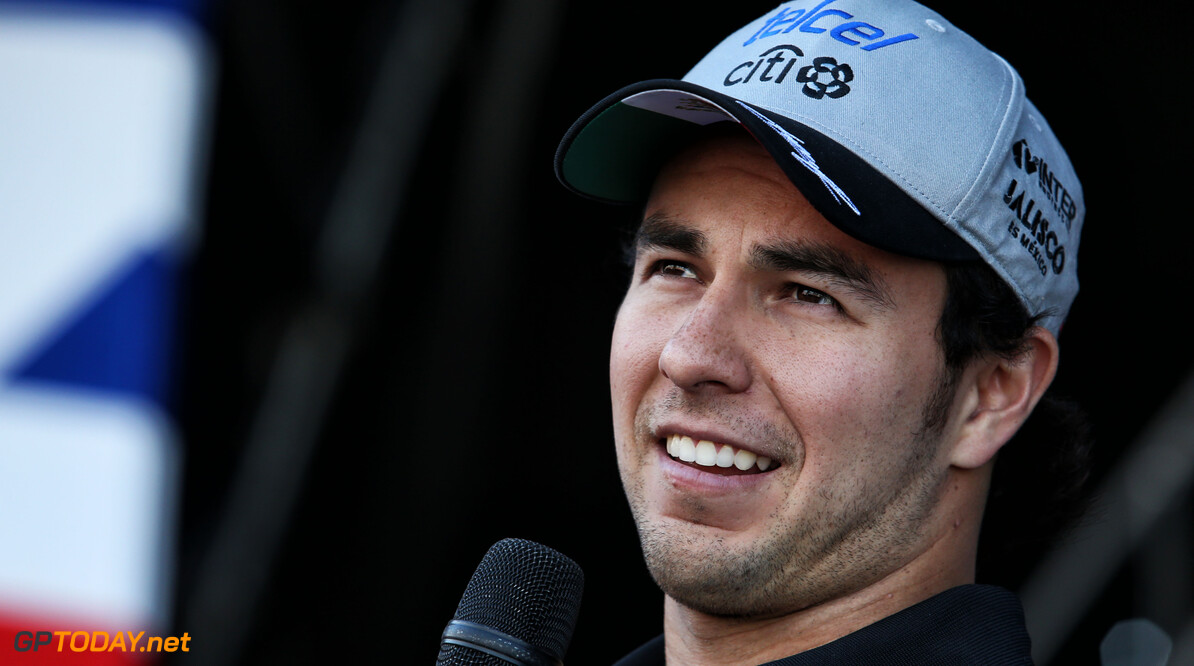 Sergio Perez 'about to sign 2018 contract'