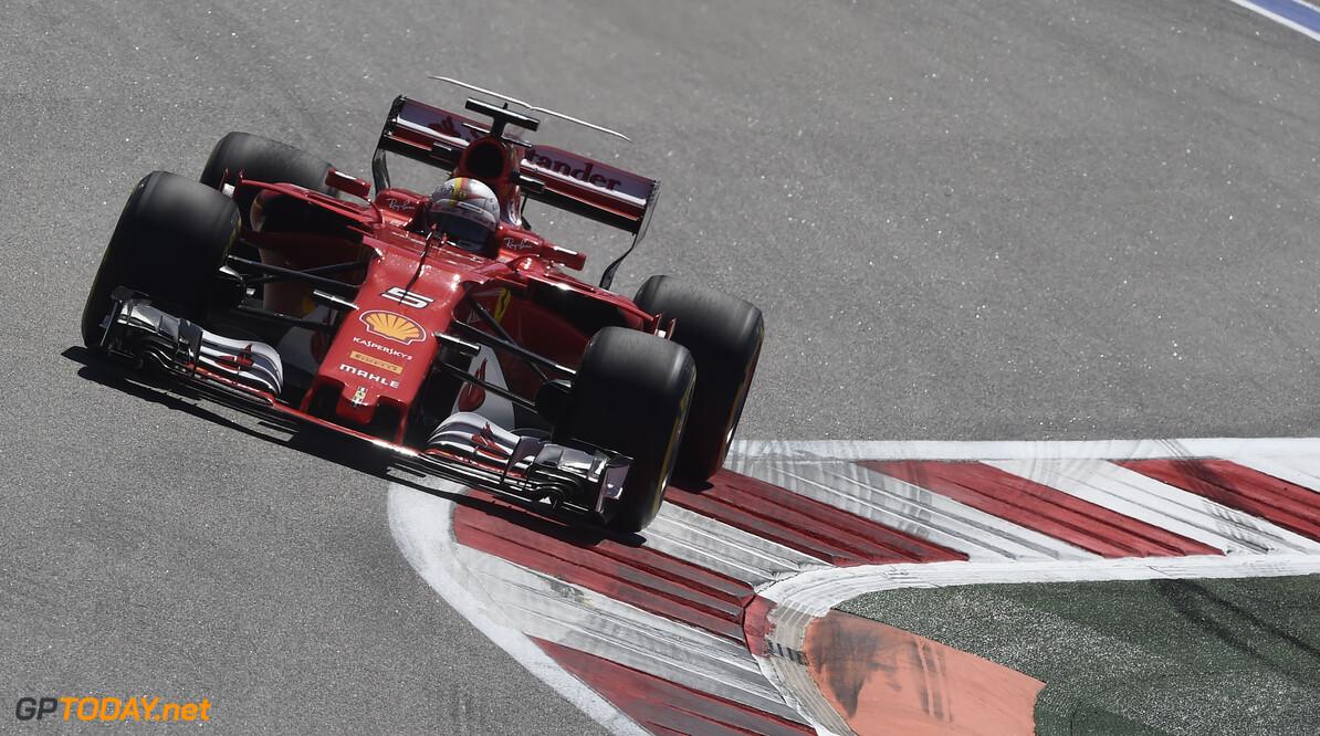 Kwalificatie: Ferrari op eerste rij, Max Verstappen zevende