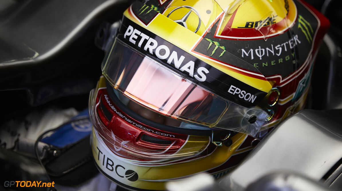 FP2: Less than one tenth between Hamilton and Bottas