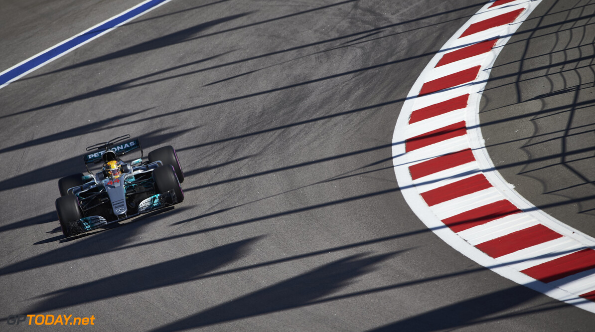 "Fourth-placed Hamilton ""just wasn't quick enough"" in qualifying"