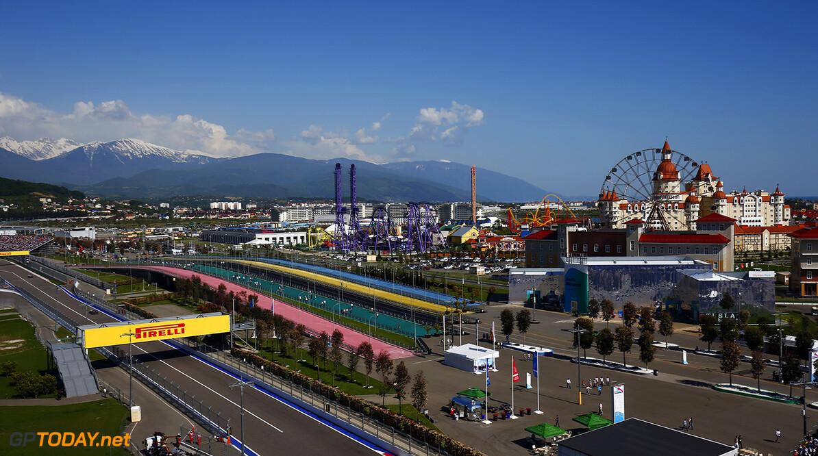 Sochi Autodrom, Sochi, Russia.  Sunday 30 April 2017. Stoffel Vandoorne, McLaren MCL32 Honda.  Photo: Andrew Hone/McLaren ref: Digital Image _ONY0714      f1 formula 1 formula one gp grand prix Action