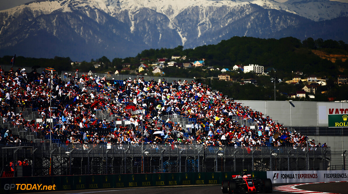 Sochi Autodrom, Sochi, Russia. Sunday 30 April 2017. World Copyright: Andy Hone/LAT Images ref: Digital Image _ONZ2461      f1, formula 1, formula one, gp,  ts-live,,,,,,,