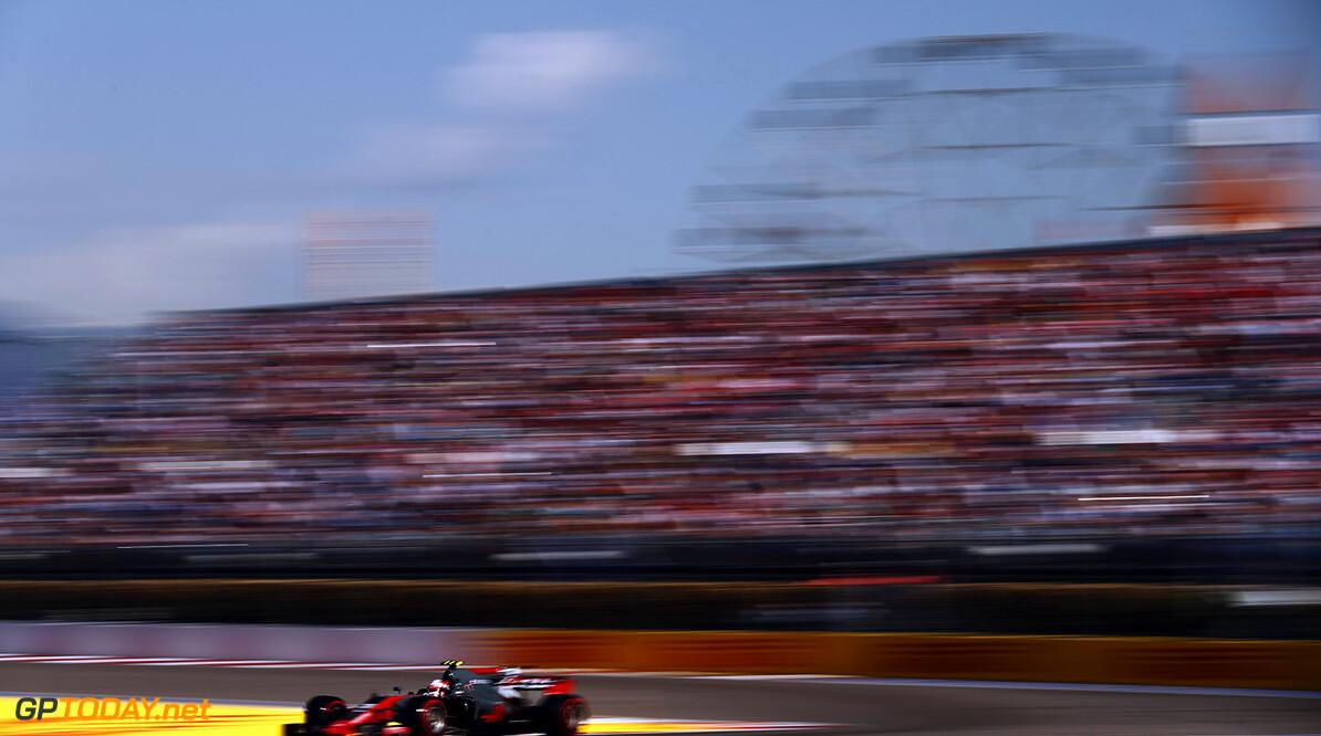 Sochi Autodrom, Sochi, Russia. Sunday 30 April 2017. World Copyright: Glenn Dunbar/LAT Images ref: Digital Image _31I1000  Glenn Dunbar    f1, formula 1, formula one, gp,  ts-live,,,,,,,