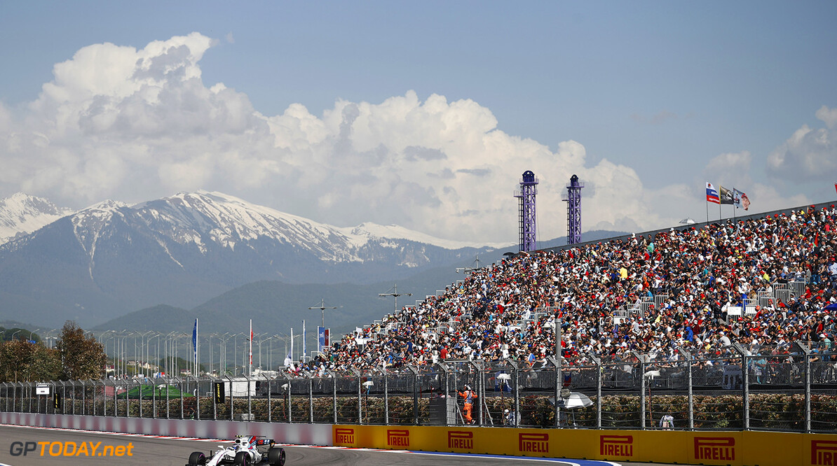 Sochi Autodrom, Sochi, Russia. Sunday 30 April 2017. World Copyright: Glenn Dunbar/LAT Images ref: Digital Image _31I0925  Glenn Dunbar    f1 formula 1 formula one gp