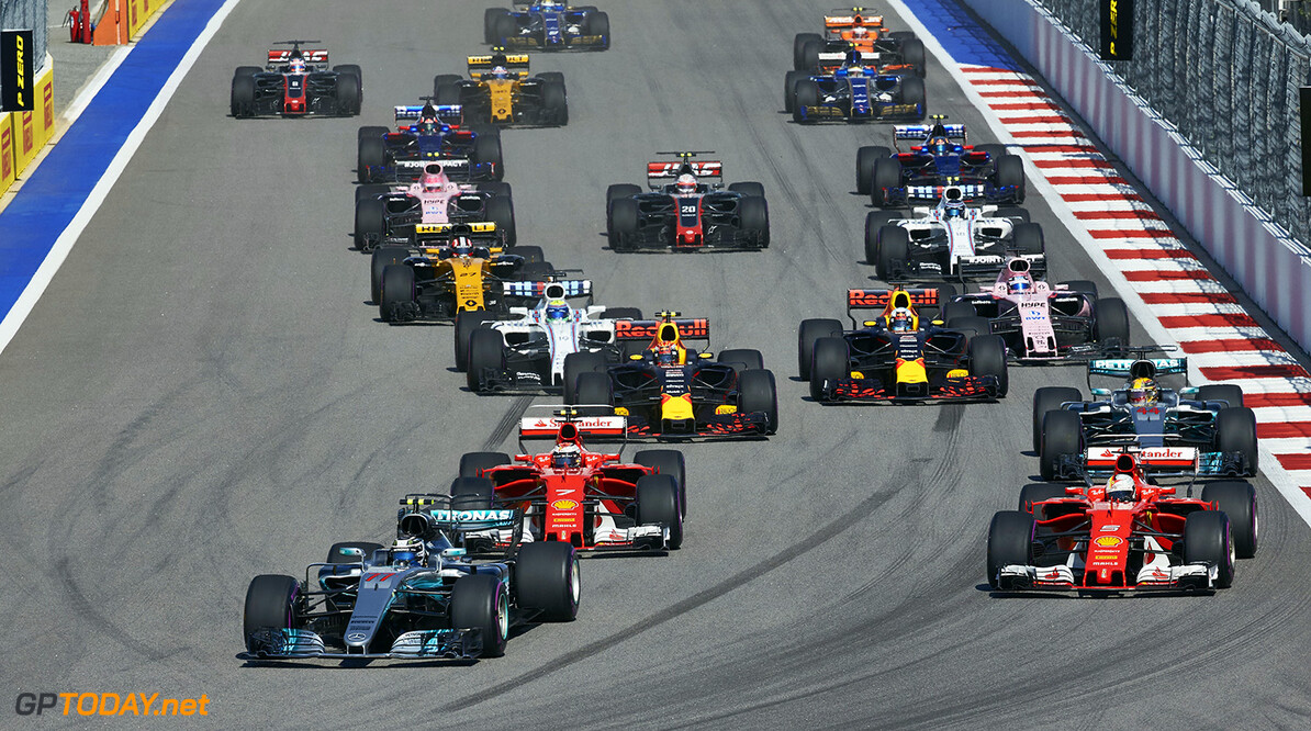 First DRS zone in Sochi extended