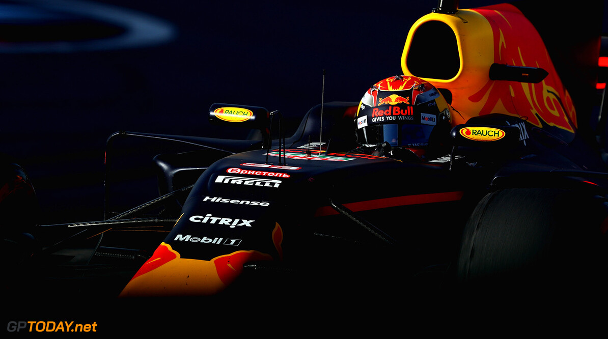 SOCHI, RUSSIA - APRIL 30: Max Verstappen of the Netherlands driving the (33) Red Bull Racing Red Bull-TAG Heuer RB13 TAG Heuer on track during the Formula One Grand Prix of Russia on April 30, 2017 in Sochi, Russia.  (Photo by Clive Mason/Getty Images) // Getty Images / Red Bull Content Pool  // P-20170430-00677 // Usage for editorial use only // Please go to www.redbullcontentpool.com for further information. //  F1 Grand Prix of Russia Clive Mason Sochi Russian Federation  P-20170430-00677