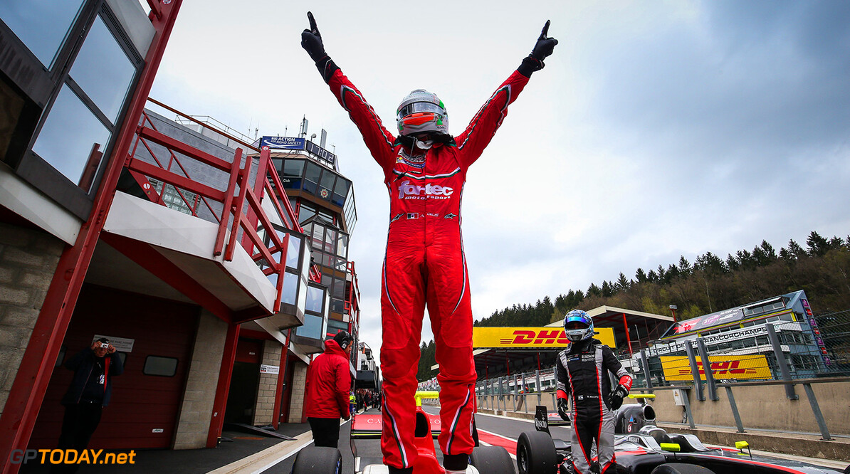SPA FRANCORCHAMPS (BEL), May 4-6 2017: Second round of the World Series Formula V8 3.5 at Spa Francorchamps. Alfonso Celis Jr. #07 Fortec Motorsports. (C) 2017 Sebastiaan Rozendaal / Dutch Photo Agency SPA FRANCORCHAMPS RACING FORMULA V8 2017 Sebastiaan Rozendaal SPA FRANCORCHAMPS
