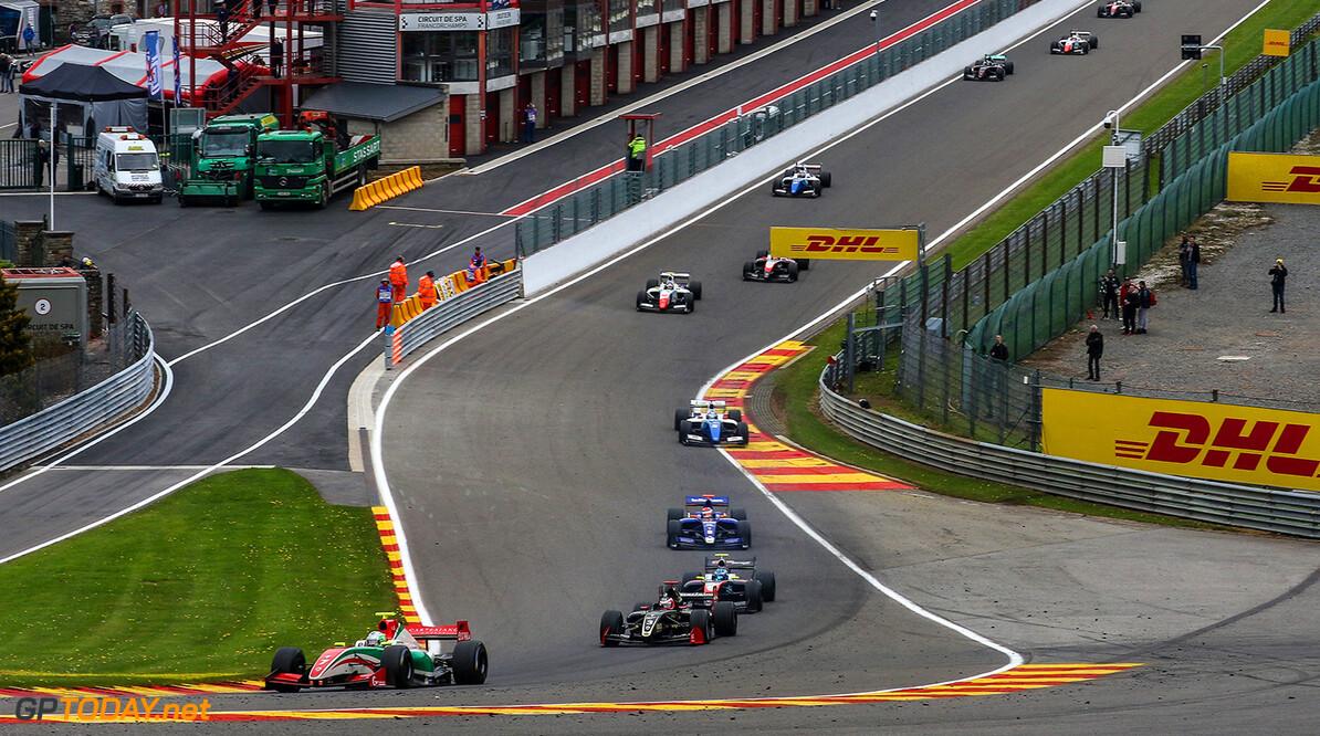 Fittipaldi op pole voor eerste race Monza