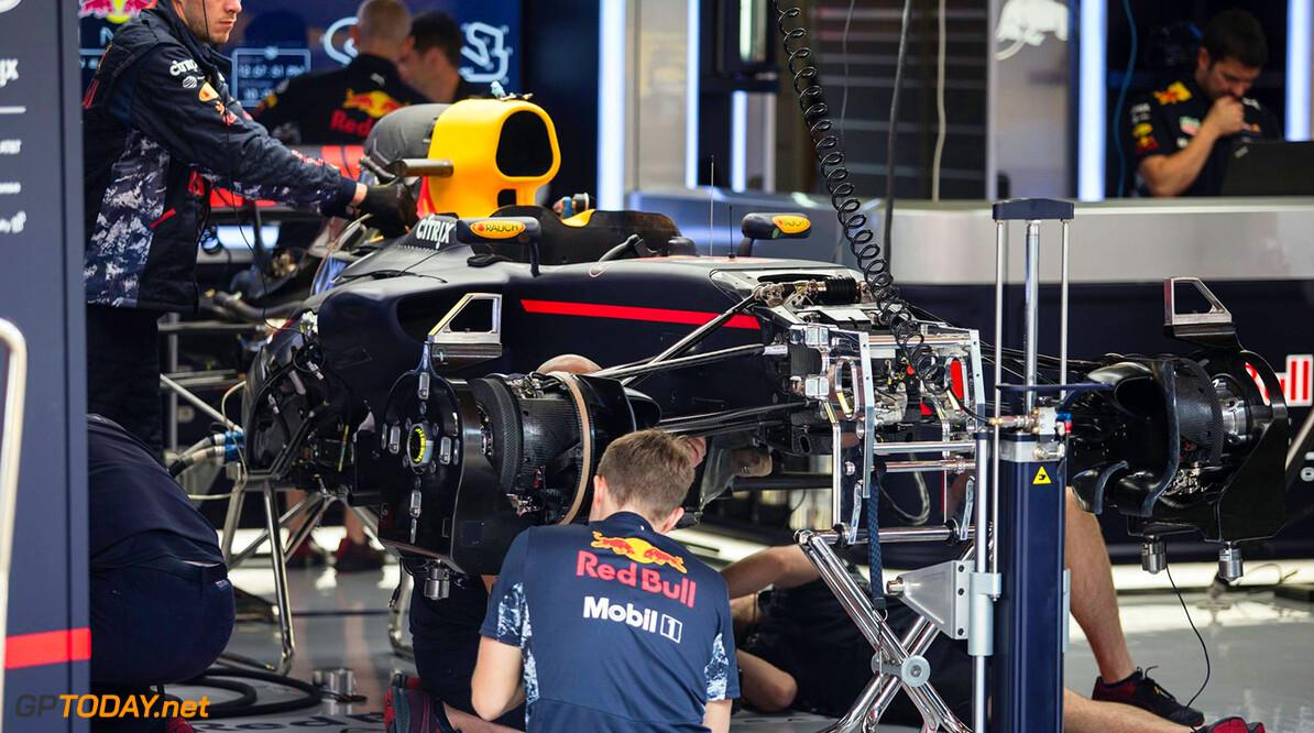 Red Bull Racing plays down 'trick' steering ban