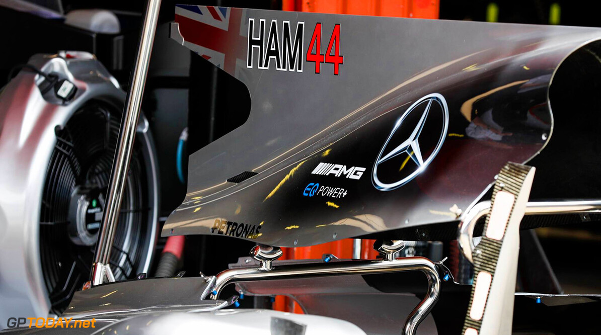 Mercedes in Barcelona met radicale upgrades