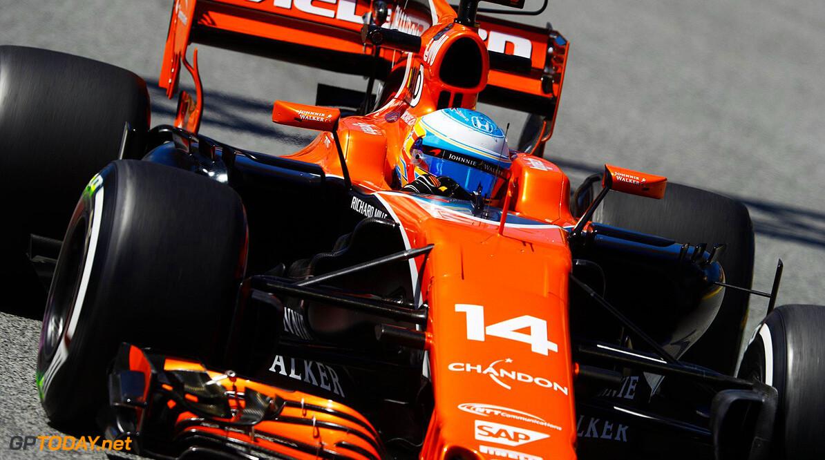 'Fernando Alonso verdoet zijn tijd bij McLaren'