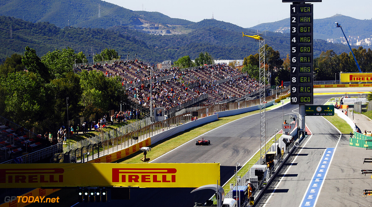 Circuit de Catalunya, Barcelona, Spain. Friday 12 May 2017. World Copyright: Steven Tee/LAT Images ref: Digital Image _O3I3318  Steven Tee    f1 formula 1 formula one gp