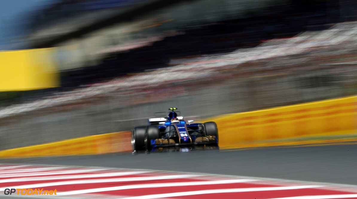 Spanish GP Friday 12/05/17 Pascal Wehrlein (D), Sauber F1 Team  Circuit de Barcelona-Catalunya.  Spanish GP Friday 12/05/17 Jad Sherif                       Montmelo Spain  F1 Formula 1 One 2017 action Wehrlein Sauber