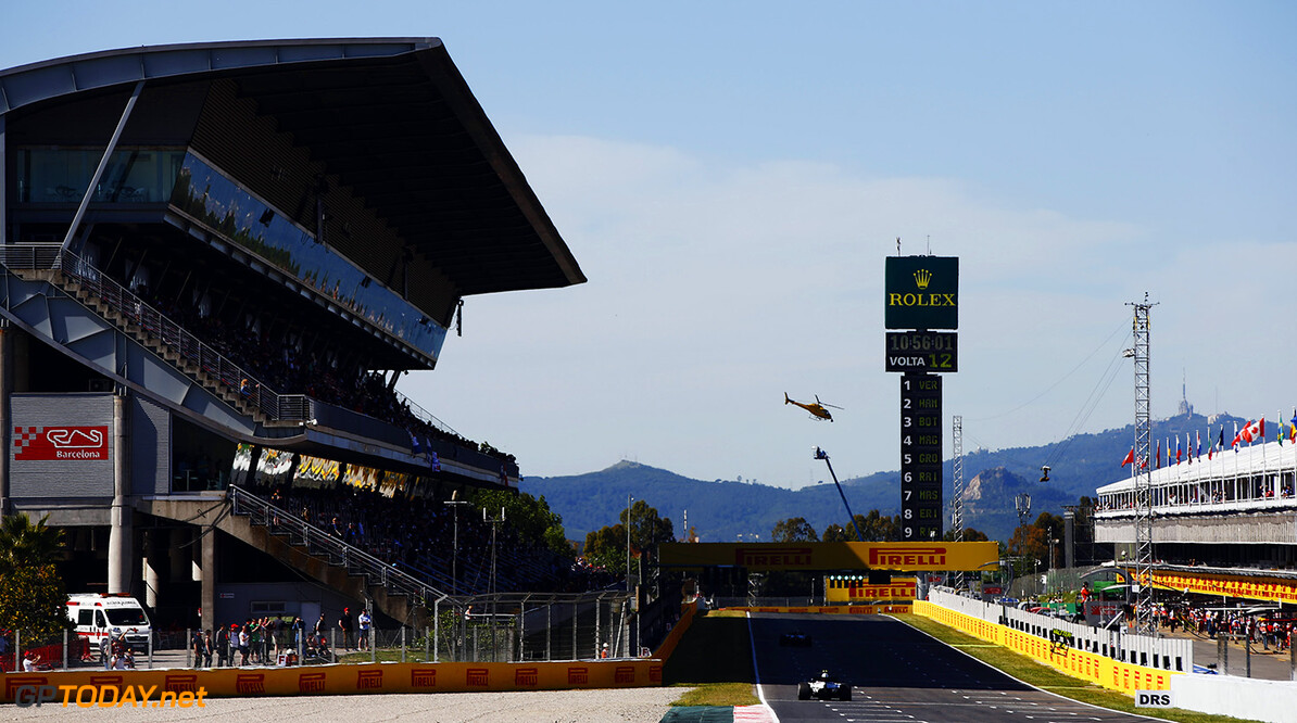 Circuit de Catalunya, Barcelona, Spain. Friday 12 May 2017. World Copyright: Andy Hone/LAT Images ref: Digital Image _ONZ4056      f1 formula 1 formula one gp