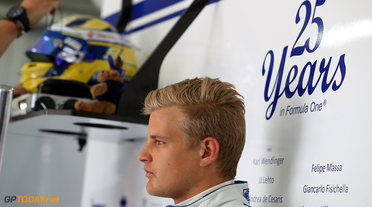 Spanish GP Friday 12/05/17 Marcus Ericsson (SWE) Sauber F1 Team.  Circuit de Barcelona-Catalunya.  Spanish GP Friday 12/05/17 Jad Sherif                       Montmelo Spain  F1 Formula 1 One 2017 Pits Ericsson Sauber