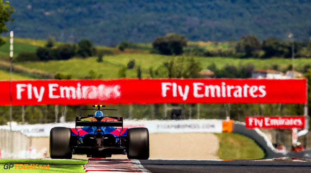 MONTMELO, SPAIN - MAY 14:  Carlos Sainz of Scuderia Toro Rosso and Spain  during the Spanish Formula One Grand Prix at Circuit de Catalunya on May 14, 2017 in Montmelo, Spain.  (Photo by Peter Fox/Getty Images) // Getty Images / Red Bull Content Pool  // P-20170514-00958 // Usage for editorial use only // Please go to www.redbullcontentpool.com for further information. //  Spanish F1 Grand Prix Peter Fox  Spain  P-20170514-00958