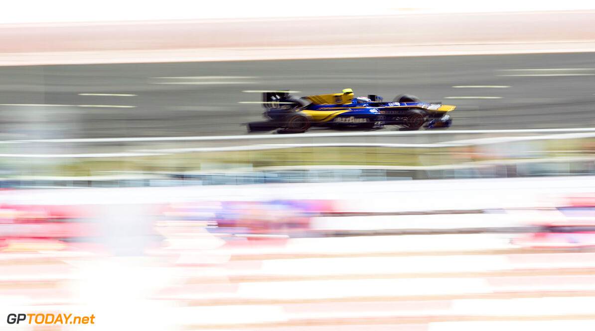2017 FIA Formula 2 Round 2.