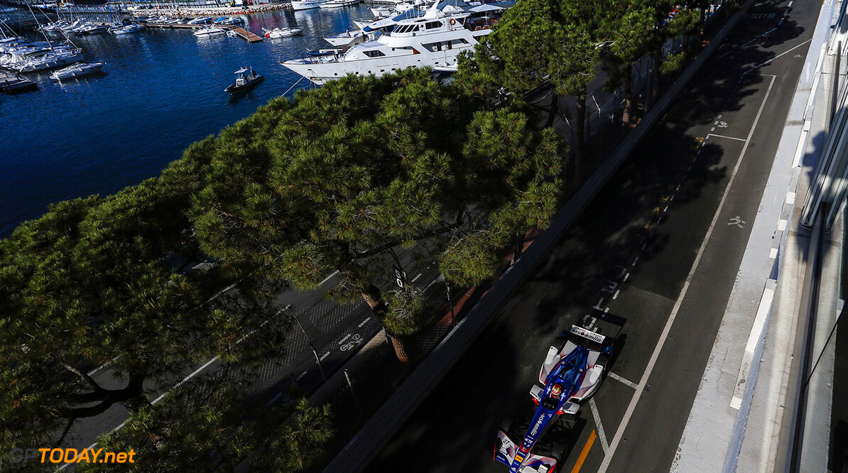 2016/2017 FIA Formula E Championship. Monte-Carlo, Monaco Saturday 13 May 2017. Robin Frijns (NLD), Amlin Andretti, Spark-Andretti, ATEC-02. Photo: Alastair Staley/LAT/Formula E ref: Digital Image _X0W8994 2016/2017 FIA Formula E Championship. Sam Bloxham