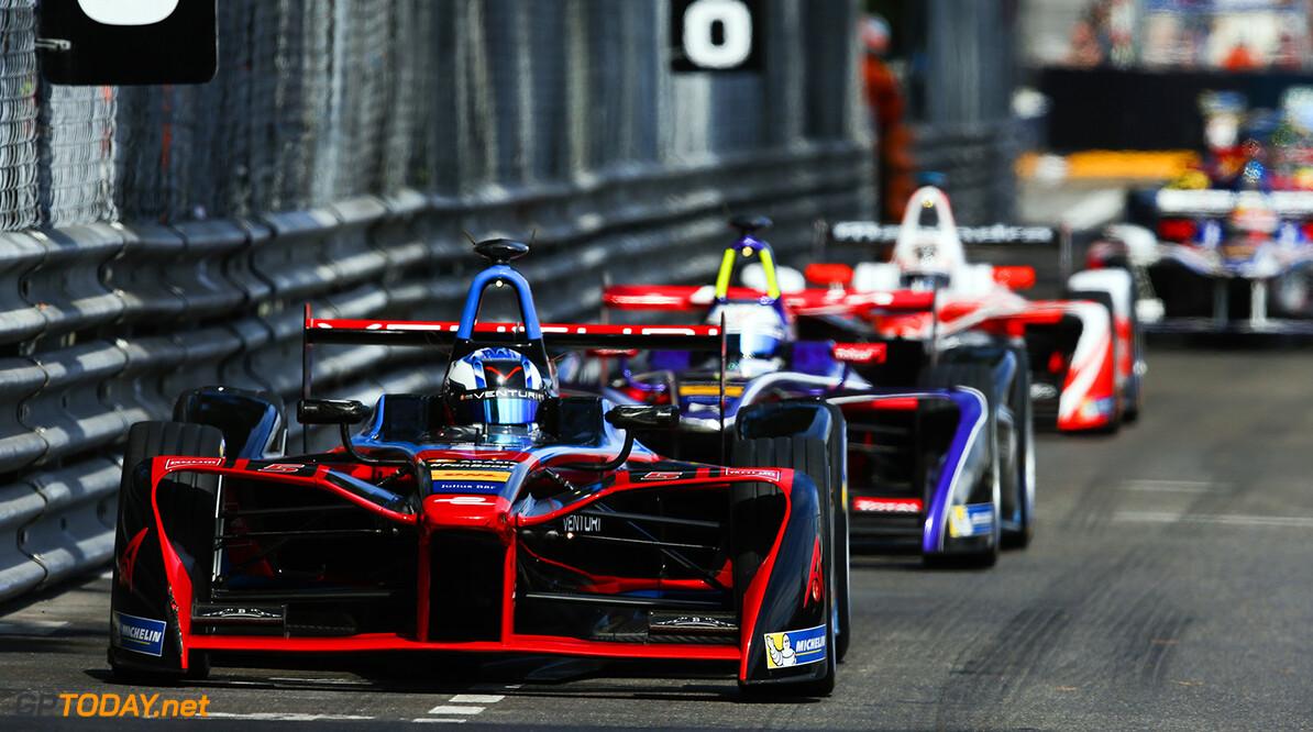 2016/2017 FIA Formula E Championship. Monte-Carlo, Monaco Saturday 13 May 2017. Maro Engel (GER), Venturi, Spark-Venturi, Venturi VM200-FE-02. Photo: Alastair Staley/LAT/Formula E ref: Digital Image _X0W0950 2016/2017 FIA Formula E Championship. Sam Bloxham