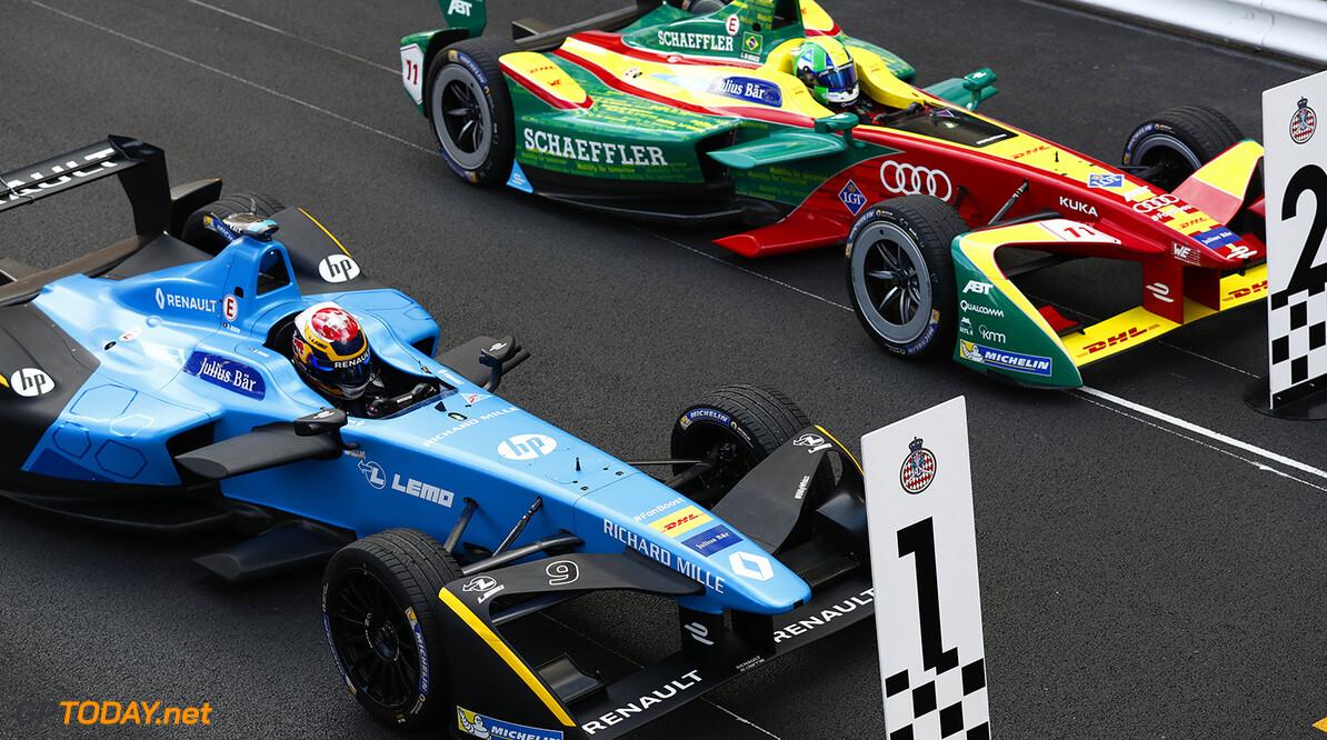 Finishlijn in zicht voor het derde seizoen Formule E