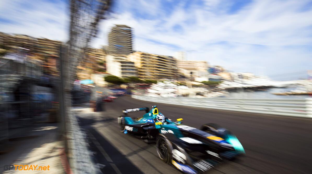 2016/2017 FIA Formula E Championship. Monte-Carlo, Monaco Saturday 13 May 2017.Nelson Piquet (BRA), NextEV NIO, Spark-NEXTEV, NEXTEV TCR Formula 002.  Photo: Sam Bloxham/LAT/Formula E ref: Digital Image _J6I6813 2016/2017 FIA Formula E Championship. Sam Bloxham