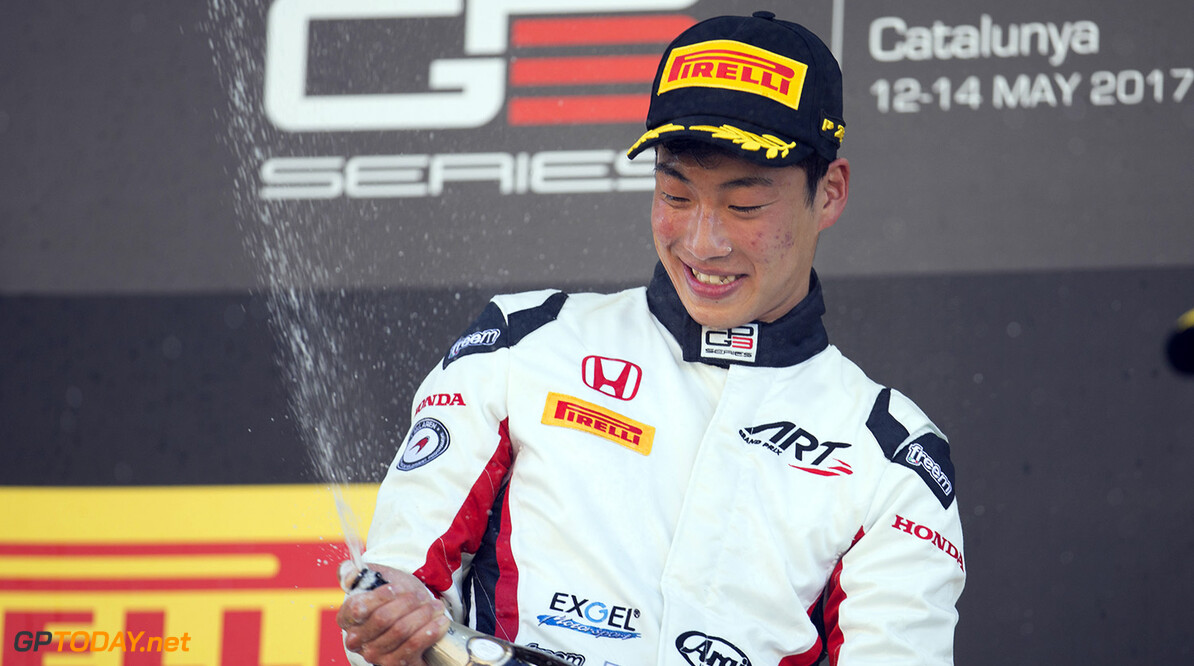 2017 GP3 Series Round 1. 