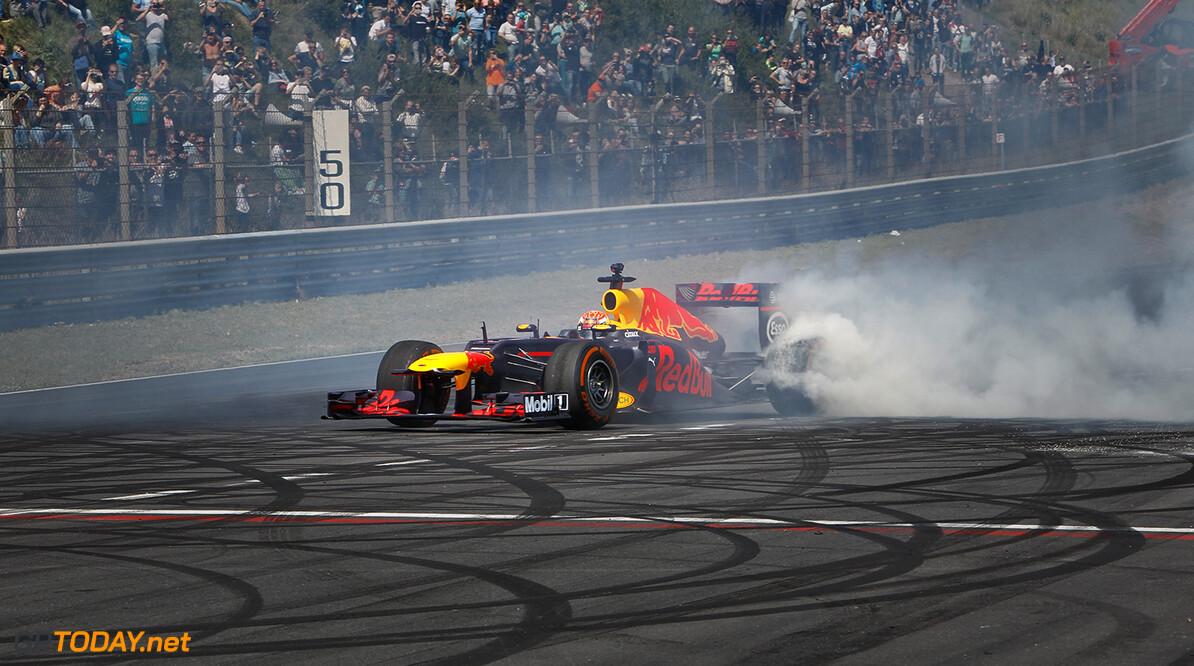 "Max Verstappen: ""Fans maken me trots"""