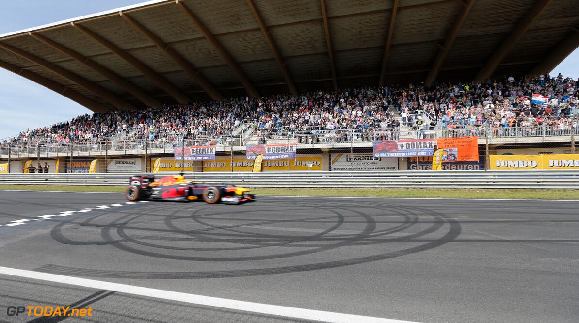 """Verstappen: """"Moet veel gebeuren voor F1 op Zandvoort"""""""