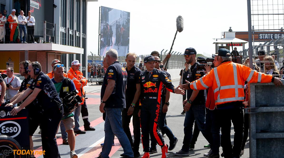 """Max Verstappen heeft twee 'thuisraces' voor de boeg en kijkt alvast uit naar """"oranje"""" Zandvoort"""