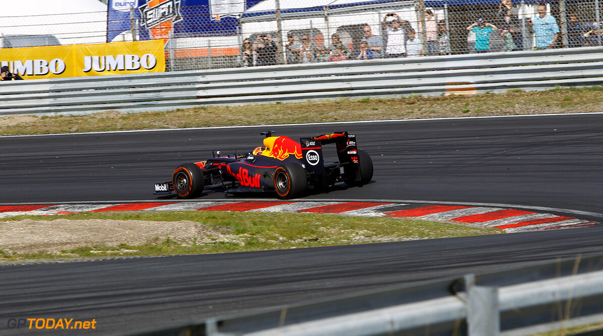 Zandvoort to keep gravel traps for 2020 Grand Prix