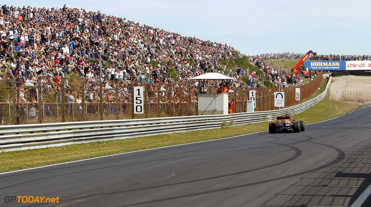 'Kans dat F1 naar Zandvoort komt, is heel erg klein'