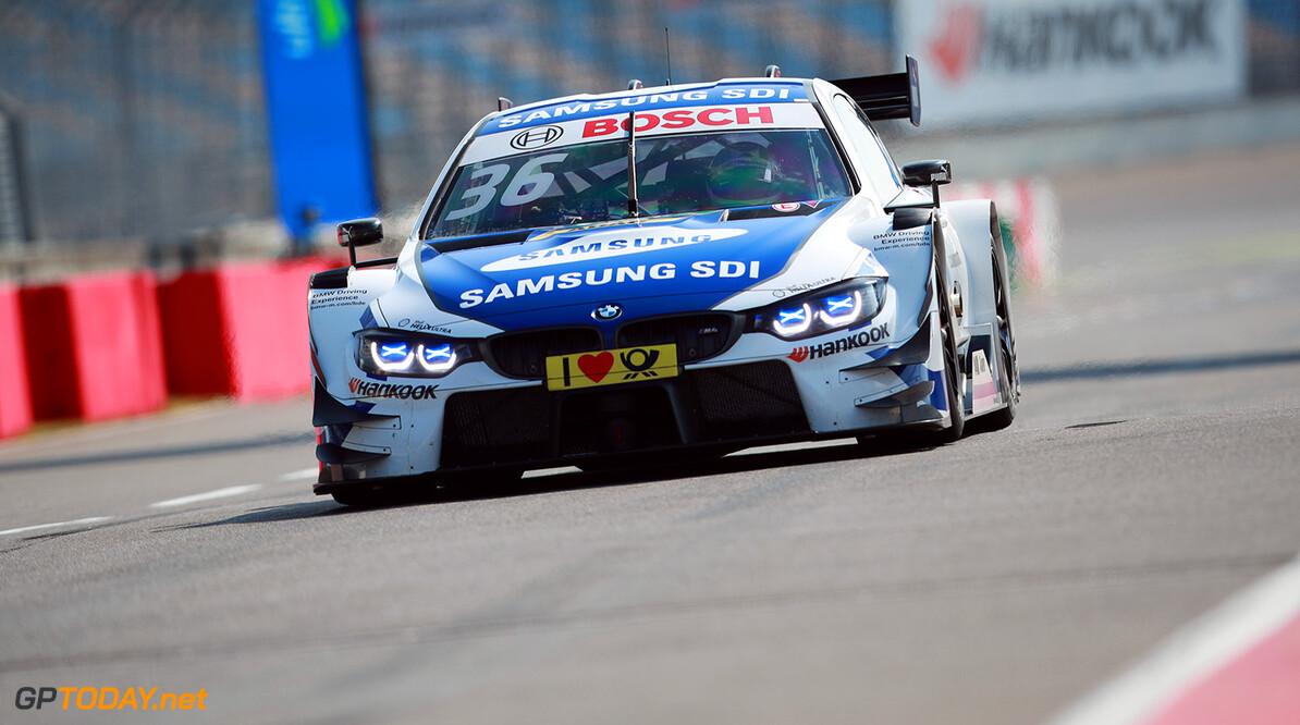 Maxime Martin kondigt zijn vertrek bij BMW aan