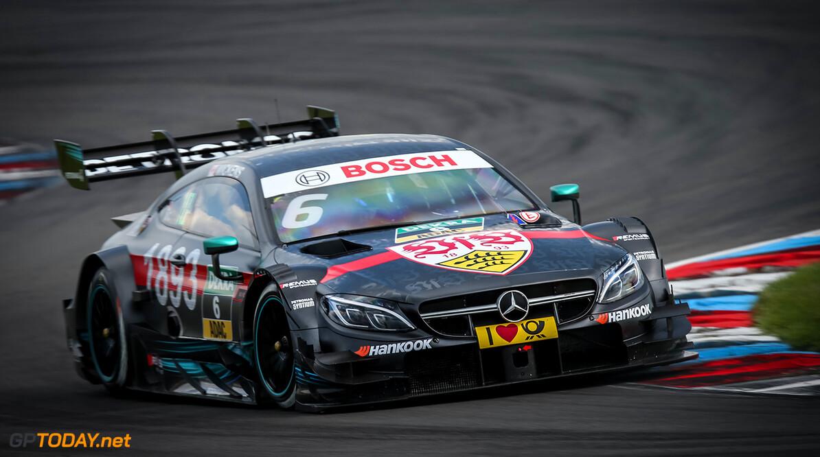 Mercedes stopt met DTM en begint met Formule E