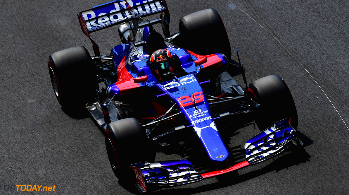 Honda want to challenge top three with Toro Rosso