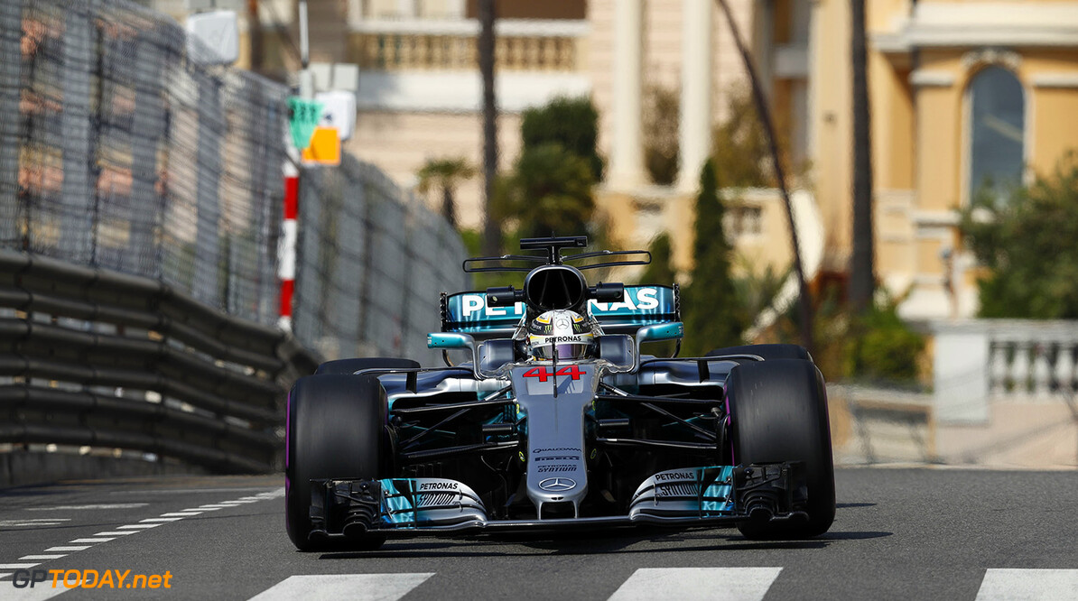 Hamilton worstelt met ultrazachte compound