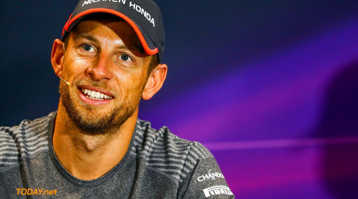 """Jenson Button niet naar IndyCar: """"Daar heb ik het lef niet voor"""""""