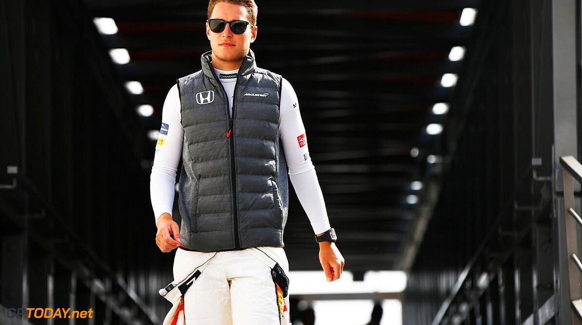 Vandoorne still feeling confident at McLaren