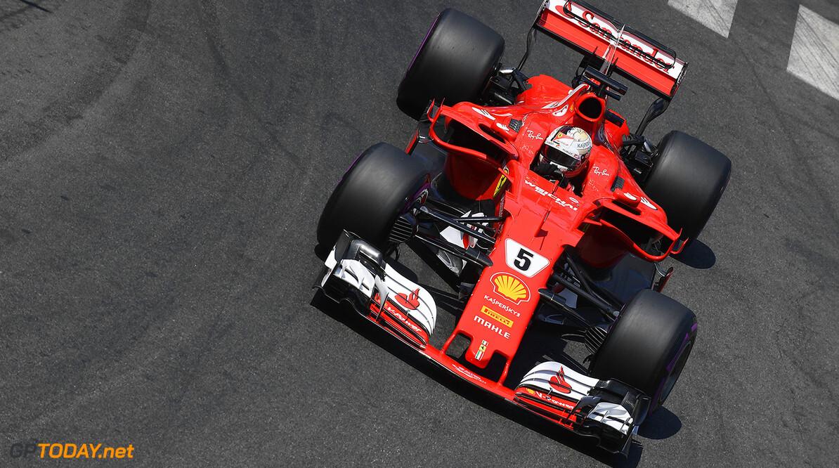VT3: Vettel oppermachtig, Verstappen bemoedigend vierde