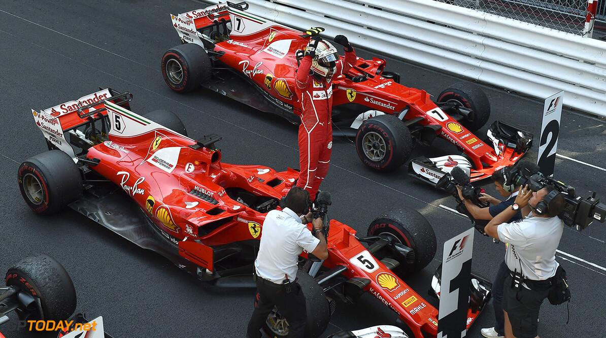 Ferrari in verval geraakt na dubbelzege in Monaco