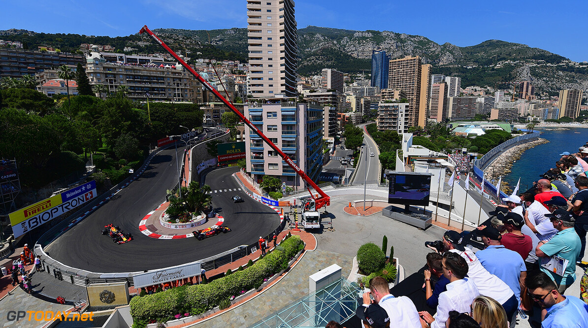 Getty Images / Red Bull Content Pool  // P-20170528-00443 // Usage for editorial use only // Please go to www.redbullcontentpool.com for further information. //  F1 Grand Prix of Monaco Shaun Botterill    P-20170528-00443