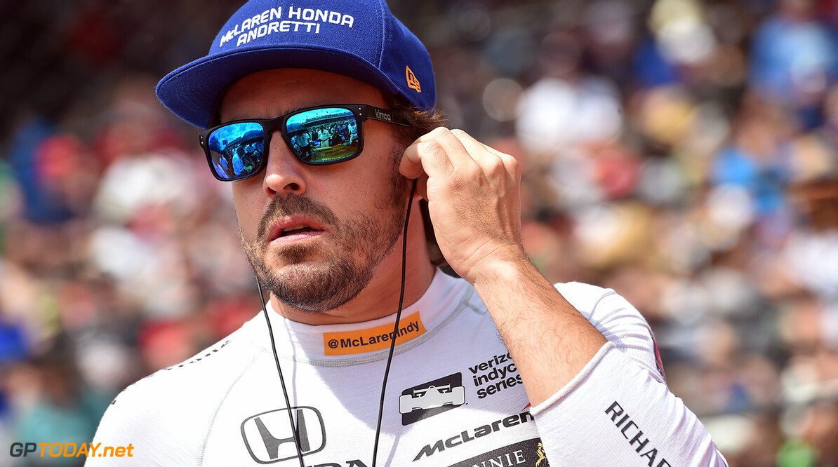 Brown unsurprised by Alonso's engine failure