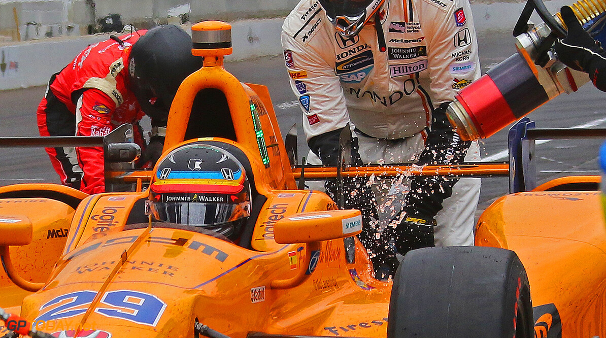 McLaren will not enter IndyCar full-time in 2019