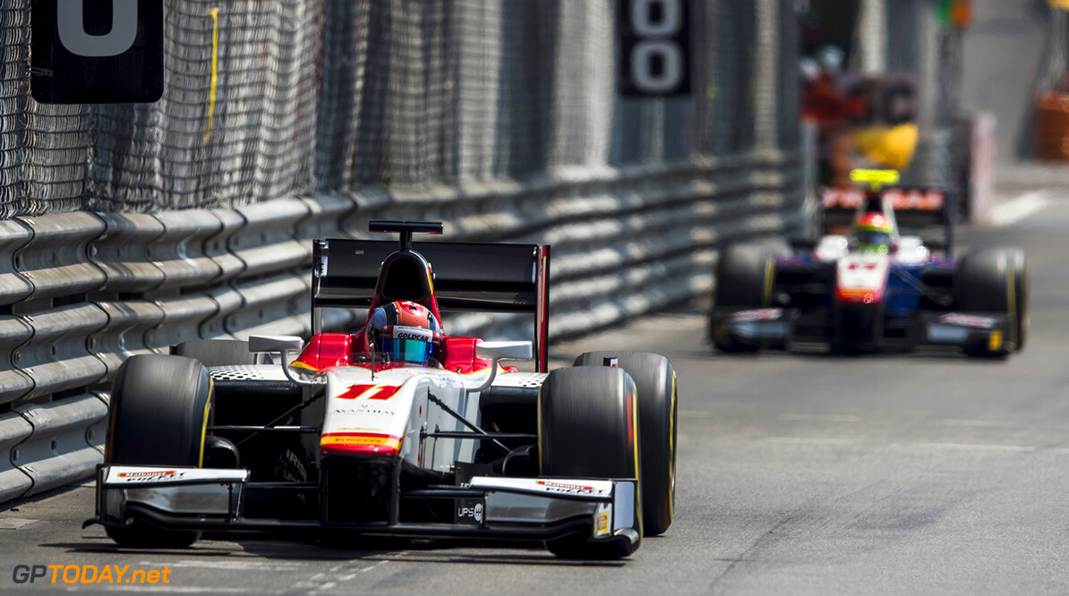 2017 FIA Formula 2 Round 3.
