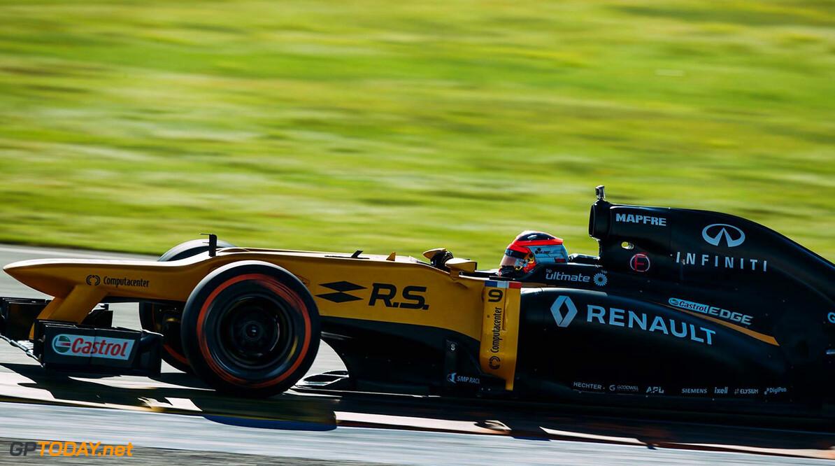 Robert Kubica niet op lijstje van Renault voor 2018