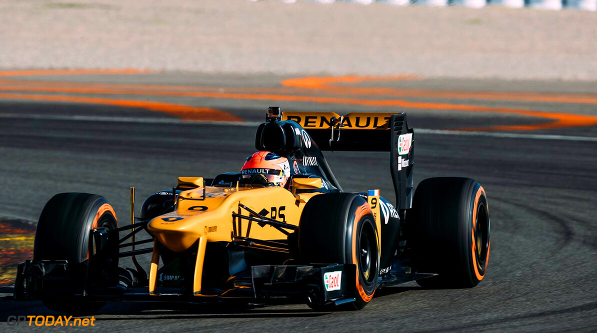 "Kubica appreciates ""emotional"" test with Renault"