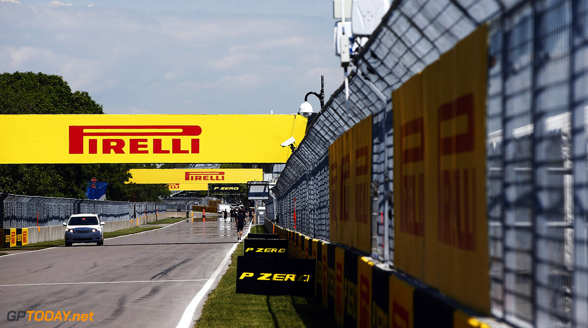 Circuit Gilles Villeneuve, Montreal, Canada. Thursday 08 June 2017. World Copyright: Andy Hone/LAT Images ref: Digital Image _ONY2487      f1 formula 1 formula one gp